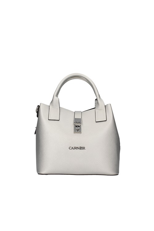 Cafe' Noir Hand Bags SILVER