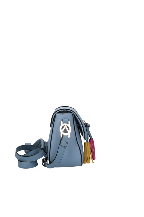 Valentino Bags Hand Bags LIGHT BLUE