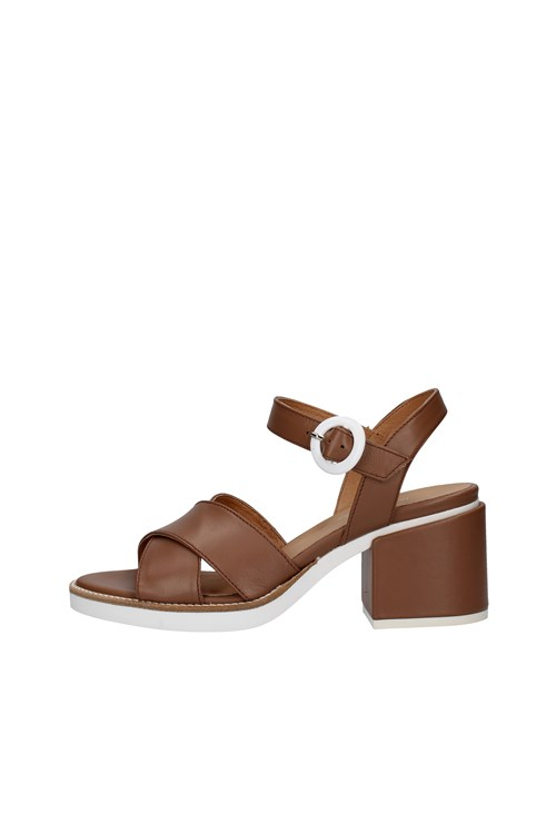 Janet Sport With heel BROWN