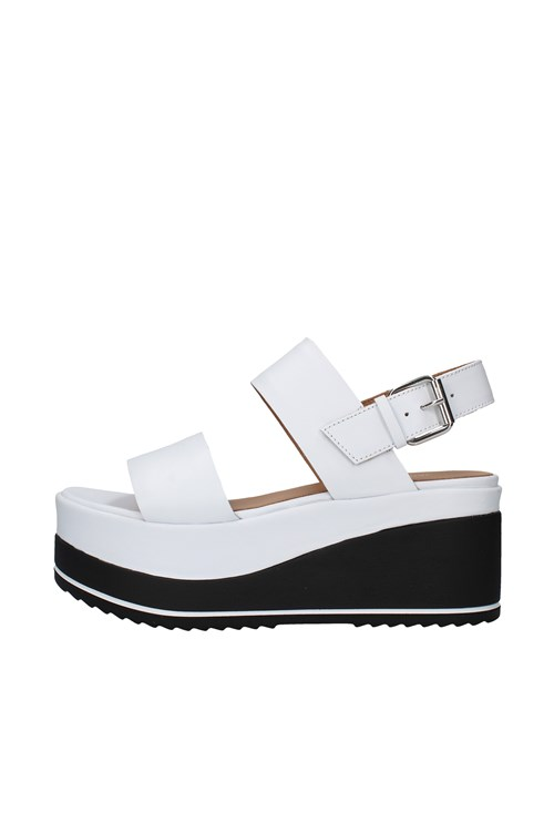 Janet Sport  With wedge WHITE