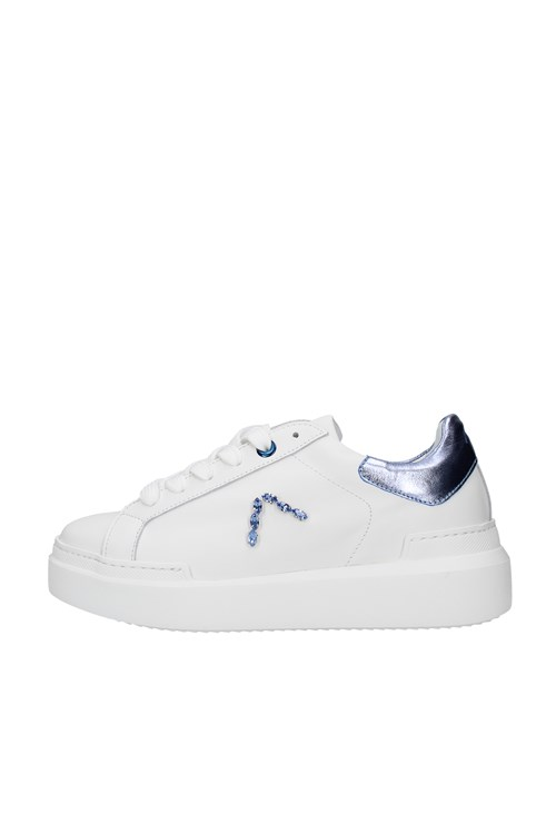 Ed Parrish Sneakers WHITE