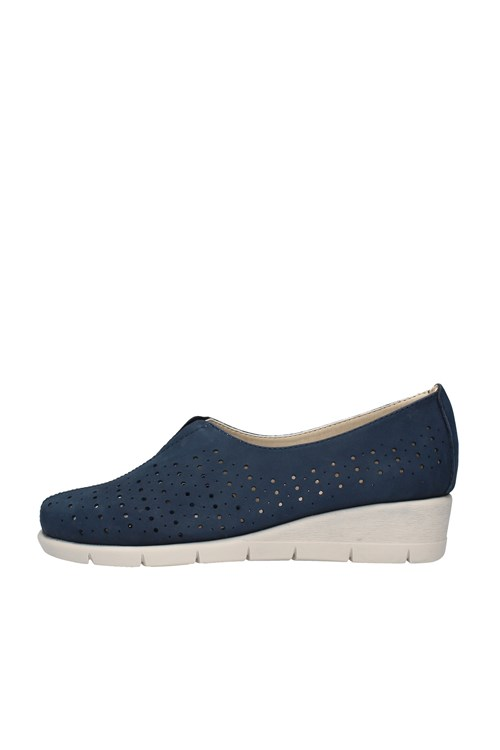 Cinzia Soft Loafers NAVY BLUE