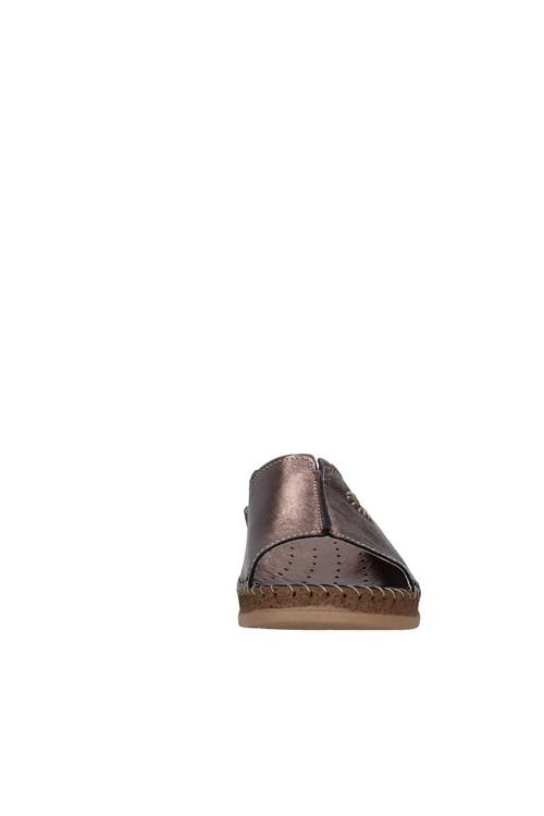 Cinzia Soft slippers GREY