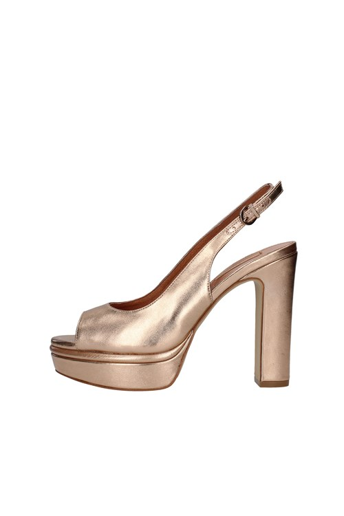 Luciano Barachini With heel GOLD