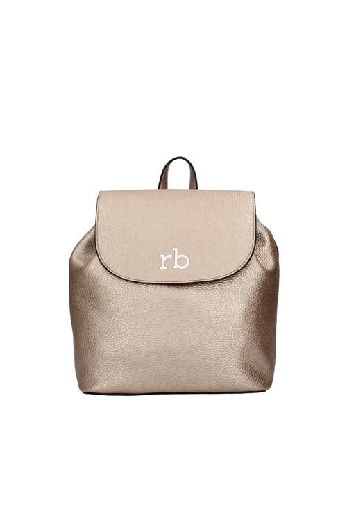 Rocco Barocco Backpacks GOLD