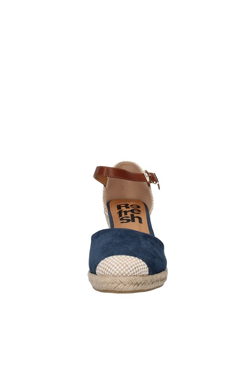 Refresh Rope Shoes NAVY BLUE