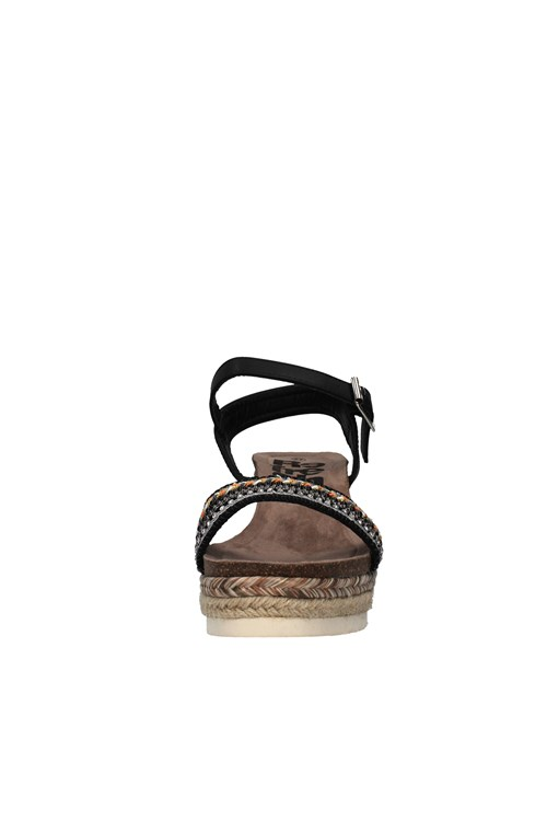 Refresh Sandals BLACK