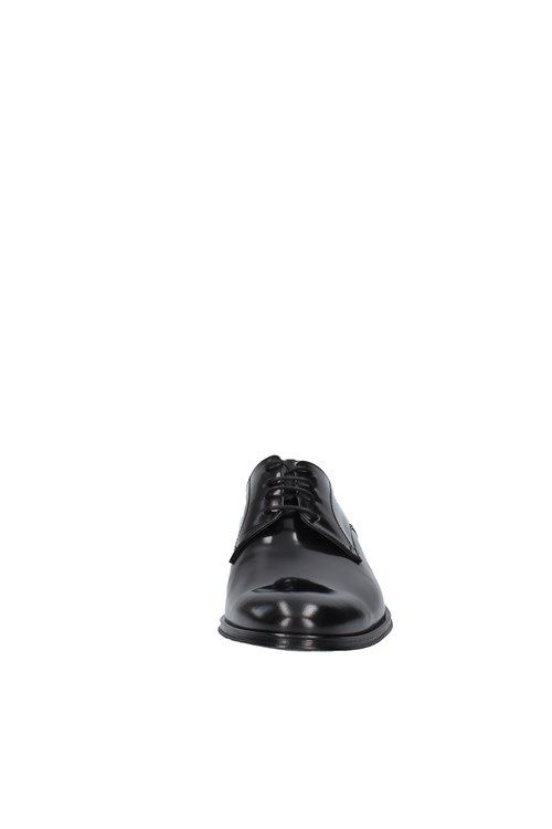 Franco Fedele Shoes With Laces BLACK