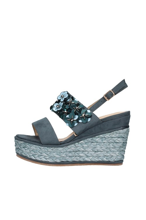 Alma En Pena With wedge BLUE