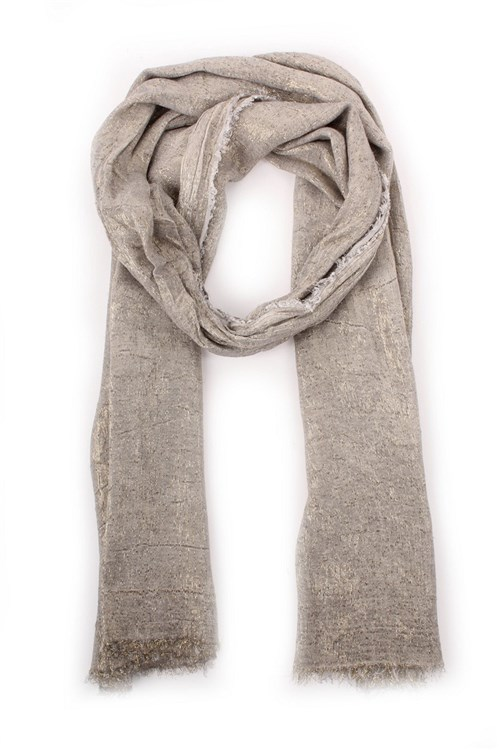 Achigio' Scarves And Foulards GREY