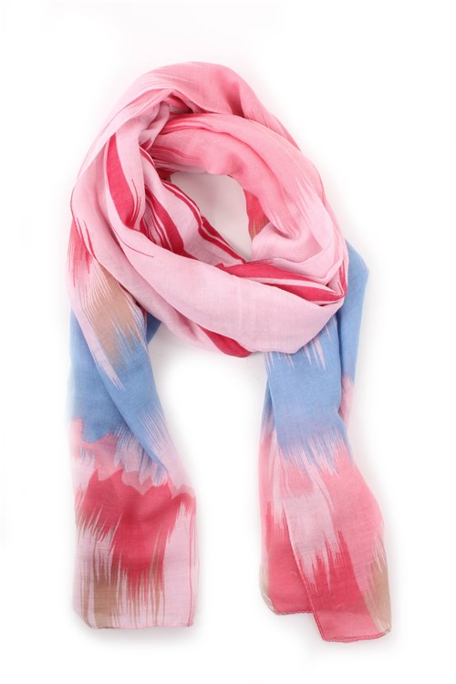 Achigio' Scarves And Foulards FUCHSIA