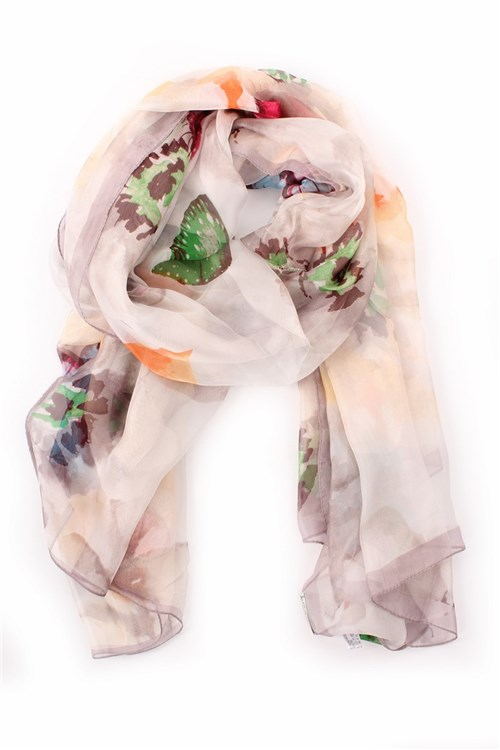 Achigio' Scarves And Foulards BEIGE