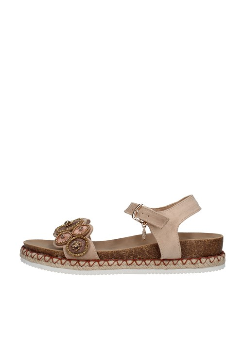Gold&gold Sandals BEIGE