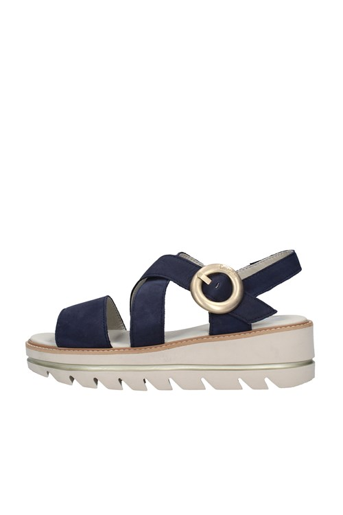 Callaghan With wedge NAVY BLUE