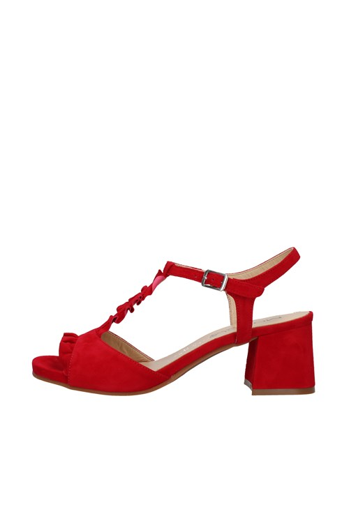 Mot-cle' Sandals RED