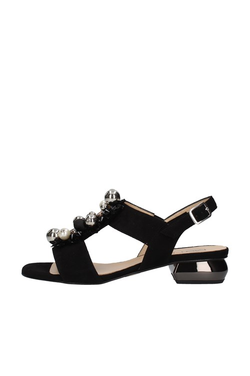Mot-cle' Sandals BLACK