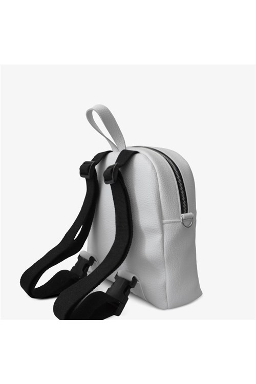 Alviero Rodriguez Backpacks WHITE