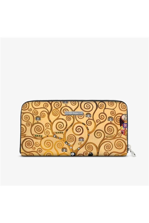 Alviero Rodriguez Women's wallets YELLOW