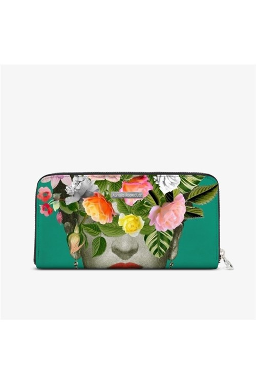 Alviero Rodriguez Women's wallets GREEN