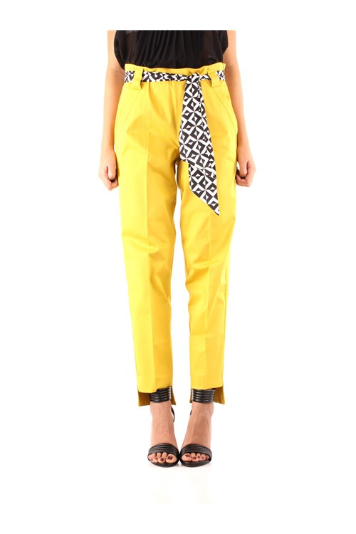 Marella Trousers YELLOW