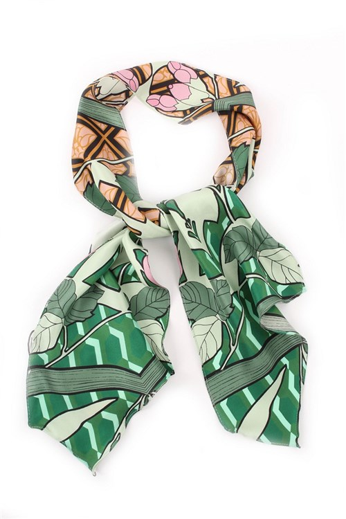Marella Scarves And Foulards GREEN