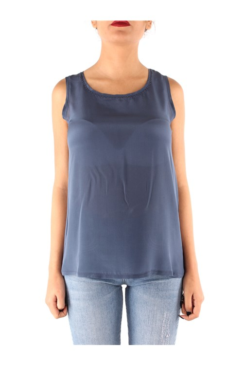 Weekend Maxmara Top BLUE