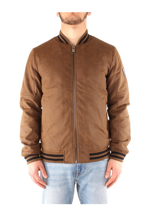 Guess Outerwear BROWN