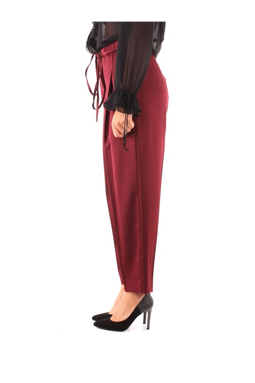 Marella Trousers BORDEAUX