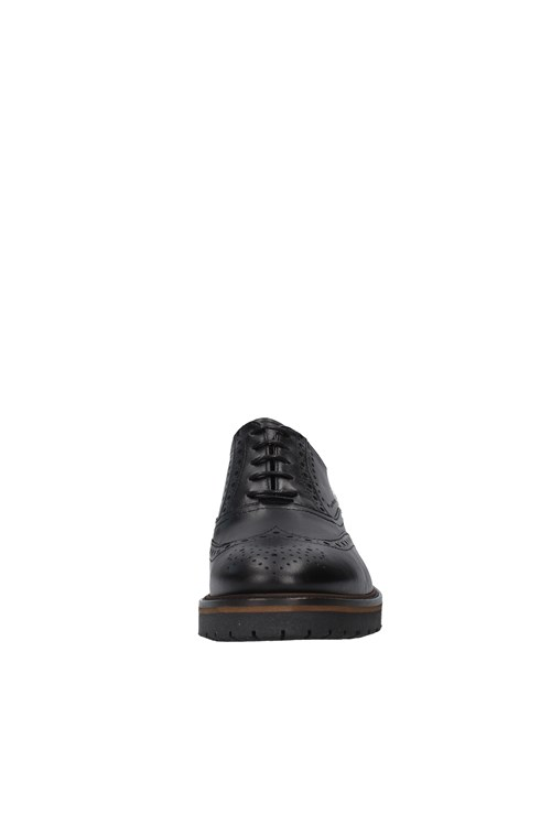 Nero Giardini Shoes With Laces BLACK