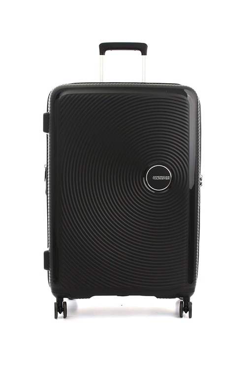 American Tourister Large Baggage BLACK