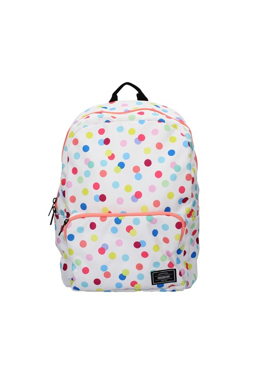 American Tourister Backpacks WHITE