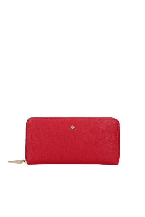 Samsonite Women's wallets RED