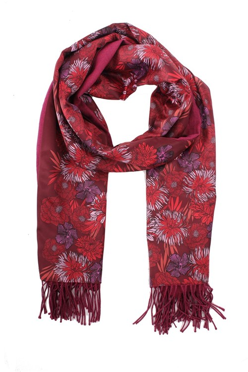 Iblues Scarves And Foulards BORDEAUX