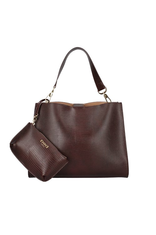 Emme Di Marella Shoulder Bags BROWN