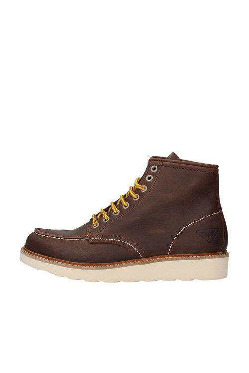 Docksteps Ankle BROWN