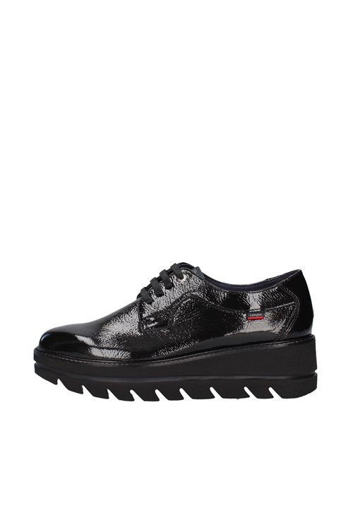 Callaghan Shoes With Laces BLACK