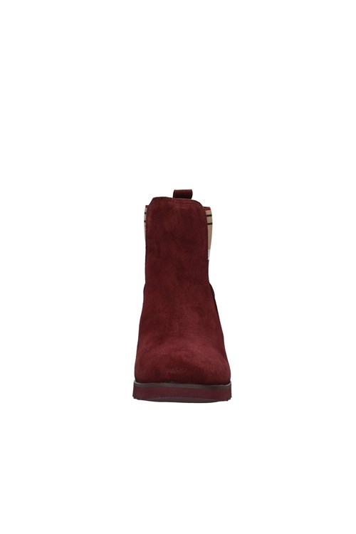 Callaghan boots BORDEAUX