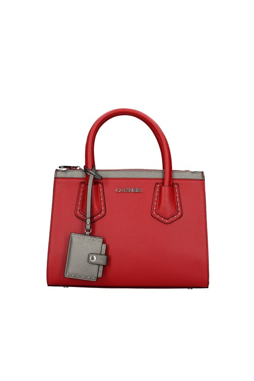 Cafe' Noir Hand Bags RED