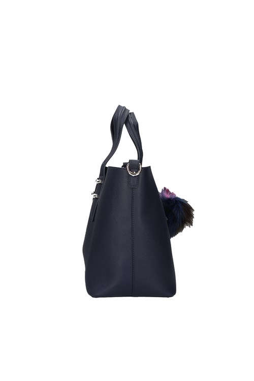 Cafe' Noir Hand Bags BLUE