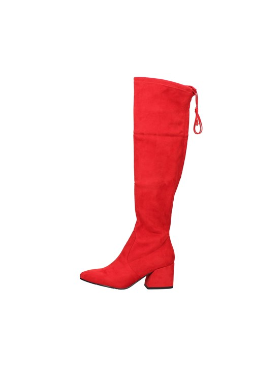 Cafe' Noir Boots RED