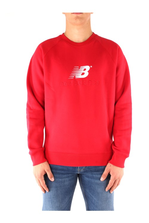 New Balance Hoodies RED