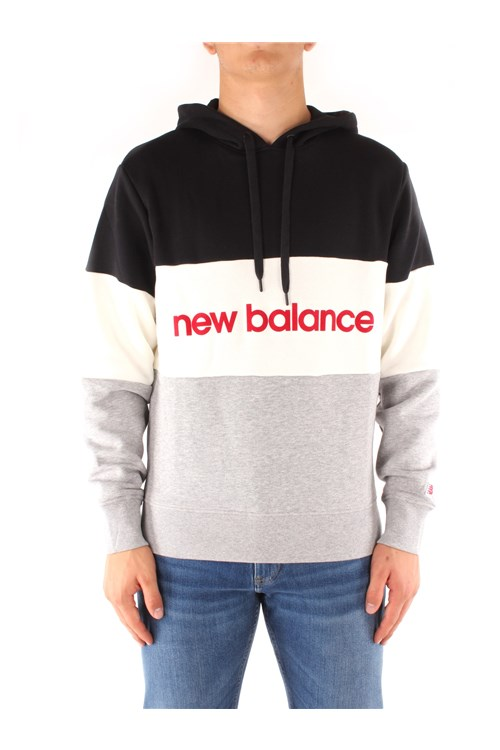New Balance Sweatshirts BLACK