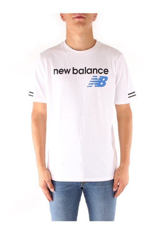New Balance T-shirt LIGHT BLUE