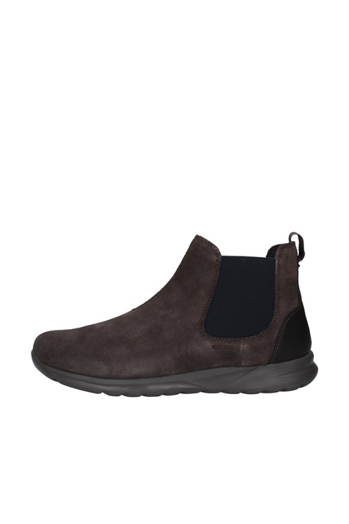 Geox boots BROWN