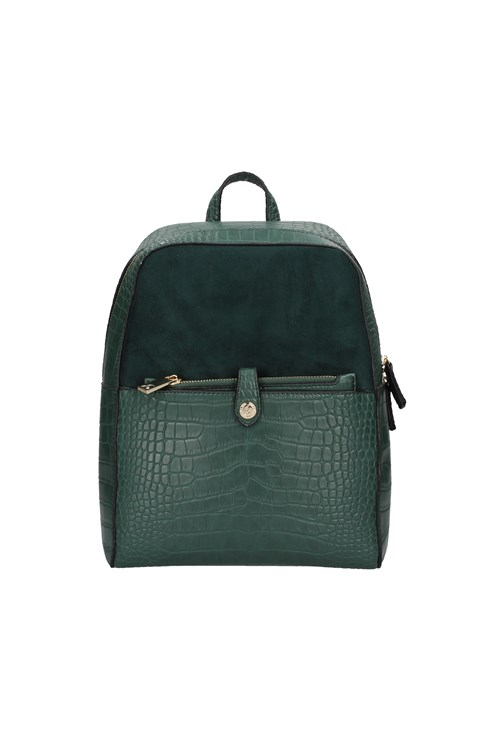 Gattinoni Roma Backpacks GREEN