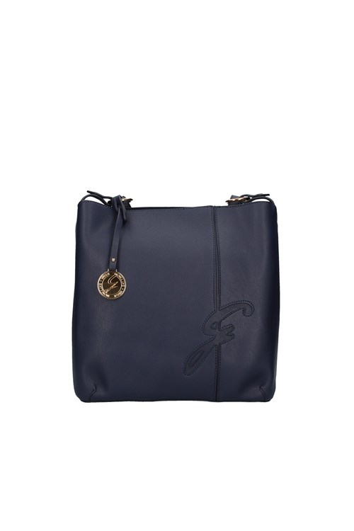 Gattinoni Roma Shoulder Bags NAVY BLUE