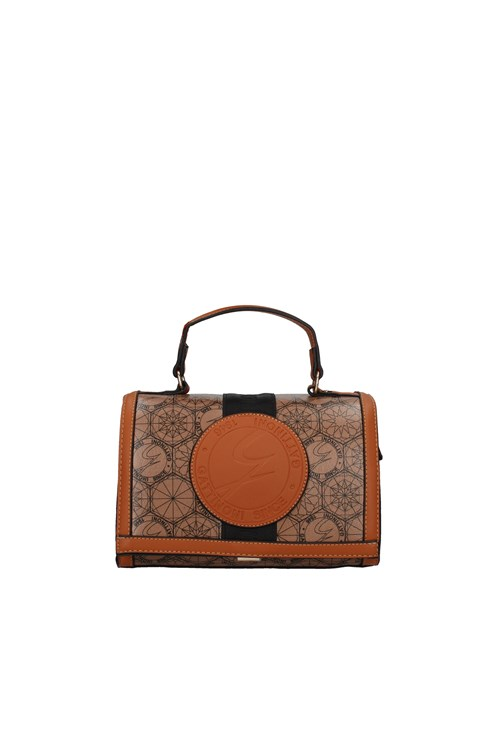 Gattinoni Roma Shoulder Bags BROWN