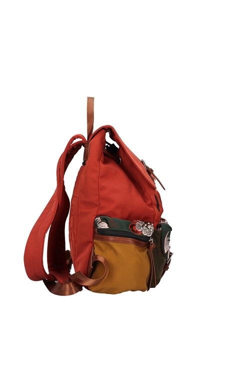Desigual Backpacks ORANGE