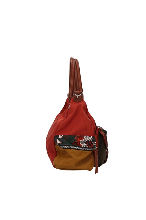 Desigual Shoulder Bags ORANGE