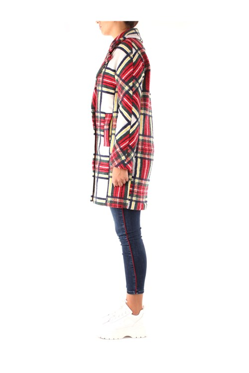 Desigual Outerwear RED